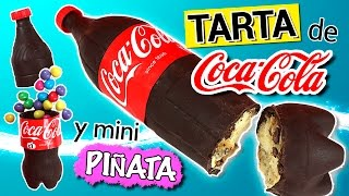 Download TARTA de COCA COLA de chocolate y MINI PIÑATA Video