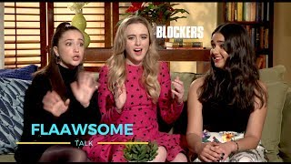 Download 'Blockers' GIRLS Talk Losing Virginity, Nudity On Screen And Crazy Stuff You Should NEVER Try Video