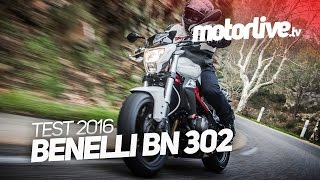 Download TEST   BENELLI BN 302 Video