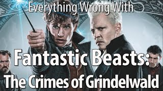 Download Everything Wrong With Fantastic Beasts: The Crimes of Grindelwald Video