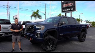 Download Is this 2020 GMC Sierra AT4 the PERFECT lifted custom truck? Video