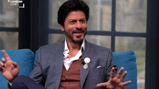 Download Shah Rukh Khan Teaches Our Presenter How To Dance | London Live Video