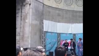 Download ピース綾部、ニューヨークでの初舞台・初仕事 Video