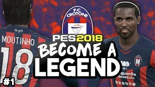 Download BECOME A LEGEND! #1 |PES 2018! | ″OFF WE GO AGAIN!″ Video
