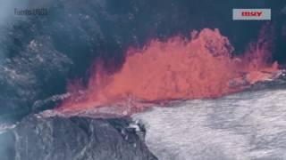Download El volcán Kilauea en 4K Video
