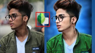 Download Snapseed background change    drama effect    manipulation best photo editing tutorial pixel editor Video