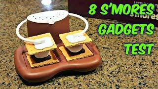Download 8 S'mores Gadgets put to the Test Video