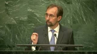 Download Zeid on Migrants: ″ We must stop bigotry″ Video