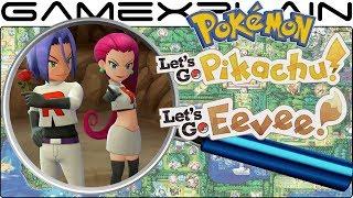 Download Pokémon Let's Go Pikachu & Eevee ANALYSIS - Explore the World Trailers (Secrets & Hidden Details) Video