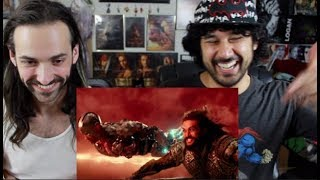 Download JUSTICE LEAGUE - Official HEROES TRAILER REACTION & REVIEW!!! Video