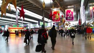 Download A Walk Around The Munich Central Station / München Hauptbahnhof Video