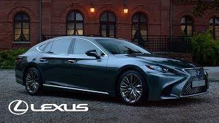 Download Lexus LS 500h – BORN TO PIONEER Video