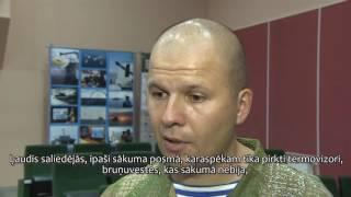 Download Doņeckas lidostas aizstāvis pulkvedis Jevgēnijs Moisjuks uzrunā Latvijas karavīrus Video