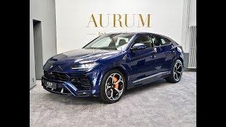 Download Lamborghini URUS *BLUE ASTRAEUS* *4-SEATS* Walkaround by AURUM International Video