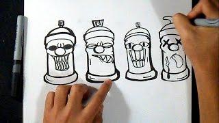 Download como desenhar aerossol (projetos fáceis) Video