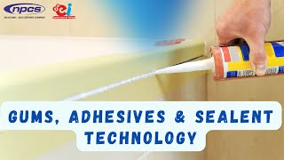 Download Gums, Adhesives & Sealants Technology Video