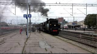 Download Höyryjunan lähtö Riihimäeltä Video