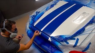 Download How to Spray Racing Stripes with Plasti Dip Video