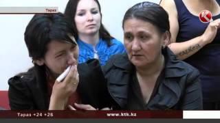 Download В Таразе осудили убийцу пятилетнего мальчика Video
