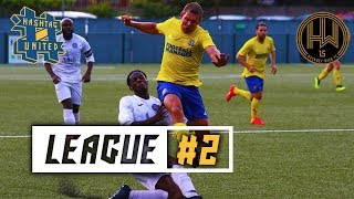 Download HASHTAG'S FIRST HOME LEAGUE GAME! - HASHTAG UNITED VS HACKNEY WICK Video