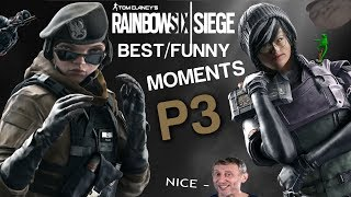 Download Rainbow Six Siege - Best/Funny moments 3 Video