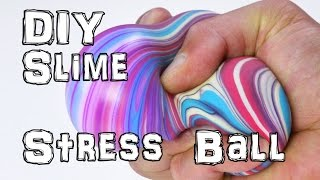 Download How to Make DIY Slime Stress Balls Video