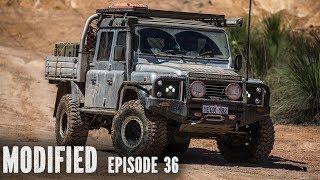 Download Land Rover Defender 130, modified Episode 36 Video
