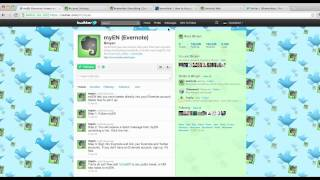 Download Secret Evernote Tip - How to Save Tweets Into Evernote Video