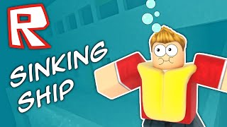 Download THE SHIP IS SINKING!! Roblox Video