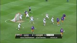 Download Lacrosse Film Room: Lyle Thompson vs. Notre Dame's Matt Landis Video