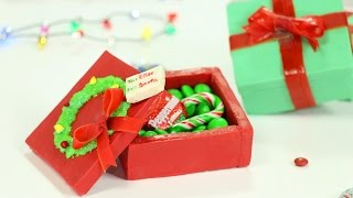 Download COOKIE Candy Box - NO BAKE Chocolate Cookie Gift Boxes - Edible Gifting Recipe Video