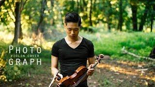 Download Photograph - Ed Sheeran - Violin cover - Daniel Jang Video