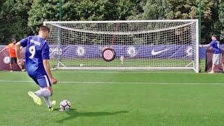 Download Soccer Trick Shots 2 ft. Chelsea F.C. | Dude Perfect Video