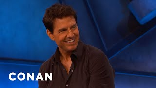 Download Tom Cruise: ″Top Gun: Maverick″ Is A Love Letter To Aviation - CONAN on TBS Video