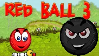 Download Red Ball 3 Gameplay Trailer Video