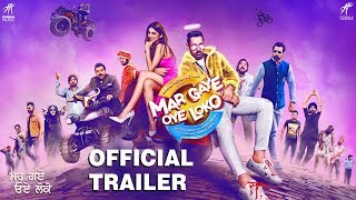 Download Mar Gaye Oye Loko (Official Trailer) Gippy Grewal, Binnu Dhillon, Jaswinder Bhalla | Rel. 31 August Video