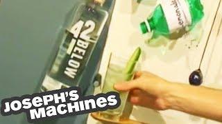 Download The Cocktail Maker (Rube Goldberg) | Joseph's Machines Video