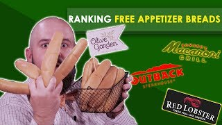 Download Ranking Free Appetizer Breads-Bless Your Rank Video