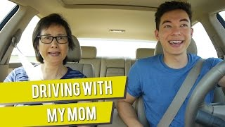 Download Driving with My Mom Video