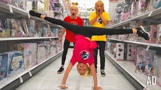 Download Doing FLIPS at Target with friends! Payton Delu Video