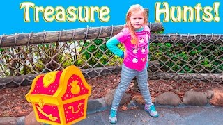 Download Assistant Treasure Hunts at Disney World and Hawaii Video