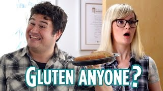 Download What Happens When You Tell People You Can't Eat Gluten Video