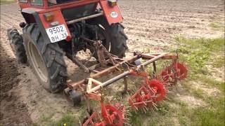 Download Механизированная посадка картофиля ВТЗ Т30 А-80 Video