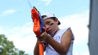 Download Nerf War: Air Drone Attack Video