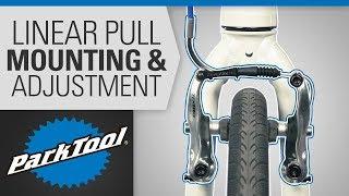 Download Brake Caliper Mounting & Adjustment - Linear Pull & V Brake Video