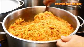 Download Kurdish/Turkish Recipe - How to Cook Red Bulgur Video