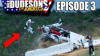 Download JUKKA BADLY INJURED!! - Dudesons In America Episode 3 Video