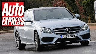 Download Mercedes C-Class 2014 review Video