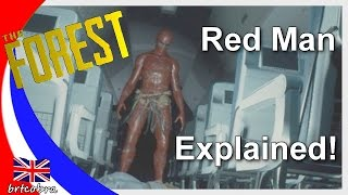 Download The Forest - Red Man Explained! (Update v0.51) Video