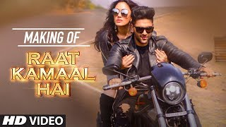 Download Making Of Raat Kamaal Hai Song | Guru Randhawa & Khushali Kumar | Tulsi Kumar Video